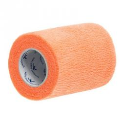 Bande de maintien Wrap 7.5 cm - Orange Fluo