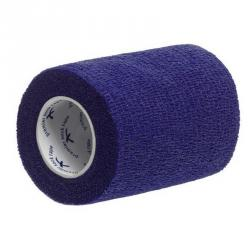 Bande de maintien Wrap 7.5 cm - Bleu marine