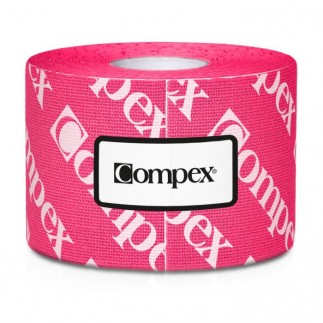 Taping kinésiologique Compex - Rose