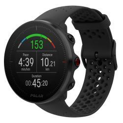 Montre Polar Vantage M, noir - GPS/Fréquence cardiaque