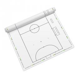 Taktifol - Rouleau terrain entier Futsal