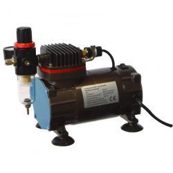 Compresseur électrique avec manomètre