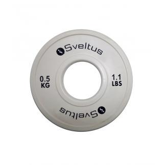 Mini-disque olympique - 0.5kg