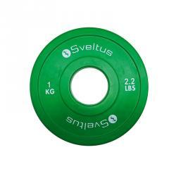 Mini-disque olympique - 1kg