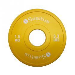 Mini-disque olympique - 1.5kg