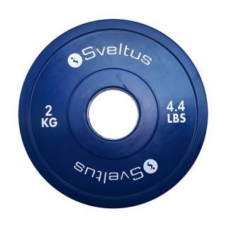 Mini-disque olympique - 2kg