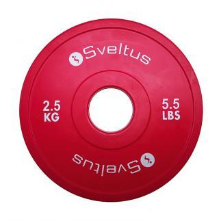 Mini-disque olympique - 2.5kg