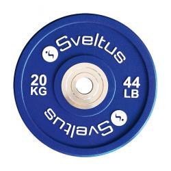 Disque olympique compétition - 20kg