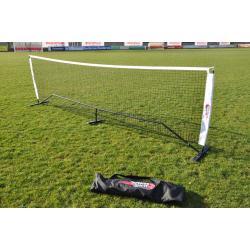 Filet de tennis ballon en acier 4 m ou 6 m x 1,10 m