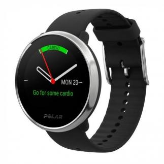 Montre Polar IGNITE, Noir - GPS/ Fréquence cardiaque