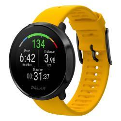 Montre Polar IGNITE, Jaune - GPS/ Fréquence cardiaque