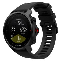 Montre Polar Grit X, Noir - GPS Outdoor