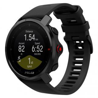 Montre Polar Grit X Noir - GPS Outdoor