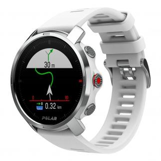 Montre Polar Grit X, Blanc - GPS Outdoor