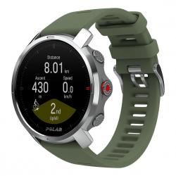 Montre Polar Grit X, Kaki - GPS Outdoor
