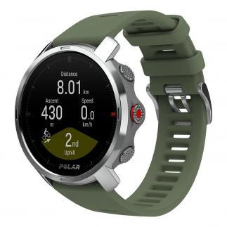 Montre Polar Grit X, Kaki - GPS Outdoor