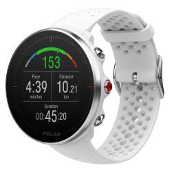 Montre Polar Vantage M, blanc - GPS/Fréquence cardiaque