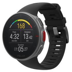 Montre Polar Vantage V, noir - GPS Premium