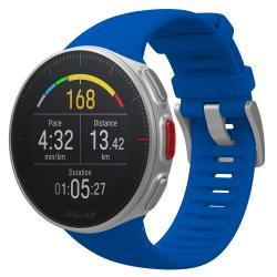 Montre Polar Vantage V, bleu - GPS Premium