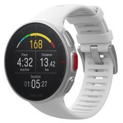 Montre Polar Vantage V, blanc - GPS Premium