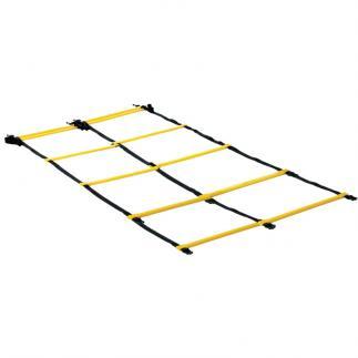 Double échelle d'entrainement, jaune - 4 m