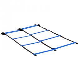 Echelle de rythme DOUBLE - 4 m Bleu