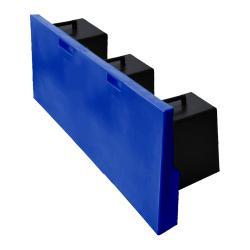 Planche à rebond Pro - Bleu - 2m