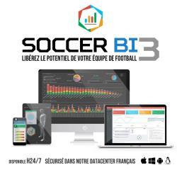 Logiciel Soccer Bi3 - Abonnement annuel