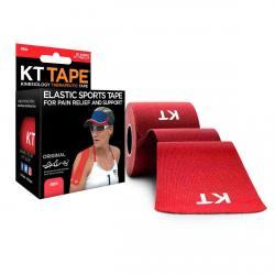 KT-Tape Original coton, rouge - 5m