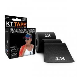 KT-Tape Original coton, noir - 5m