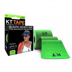 KT-Tape Original coton, vert - 5m