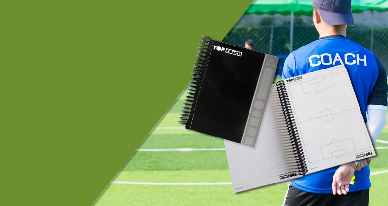 Carnet coaching entraineur de football