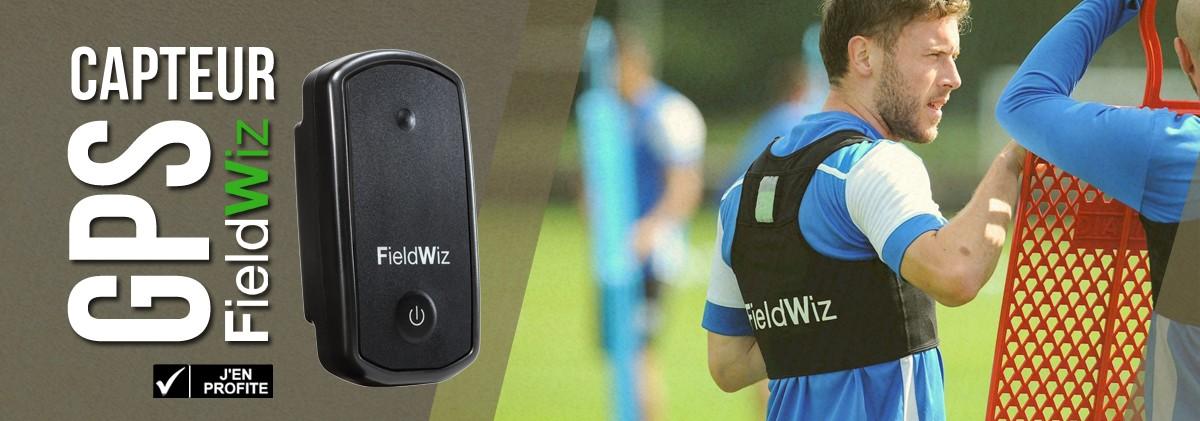 Capteur GPS football